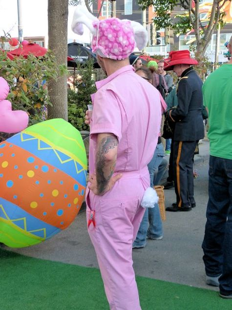 Easter in the Castro