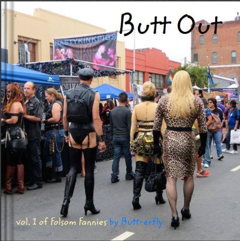 Butt Out - Folsom Street Fair 2014