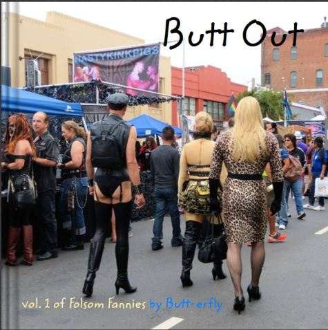 Butt Out - Folsom Street Fair 2014